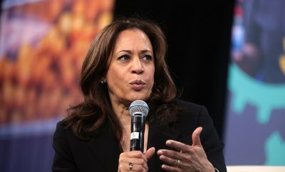 kamala harris - how to sell your story to a news outlet