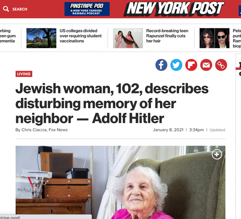 sell a story to the new york post